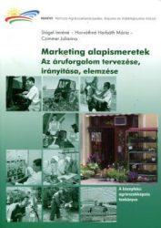 Marketing alapismeretek. Az áruforgalom tervezése, irányítása, elemzése