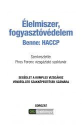 Élelmiszer, fogyasztóvédelem, benne: HACCP