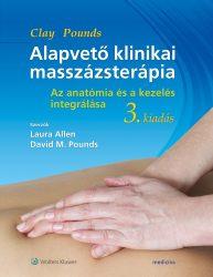 Alapvető klinikai masszázsterápia (3.kiadás)