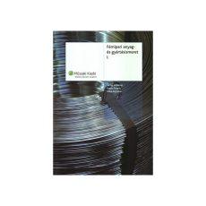 Fémipari anyag- és gyártásismeret I.
