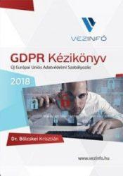 GDPR Kézikönyv (2.0) 2019