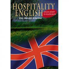 Hospitality English - Angol közép - és felsőfokon
