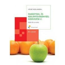 Marketing- és reklámtevékenység szervezése II.