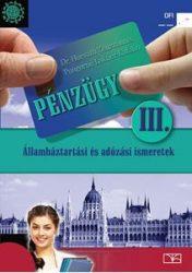 Pénzügy III. - Államháztartási és adózási ismeretek