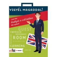 Vendégek a szállodában. Miben segíthetek? - angol nyelven